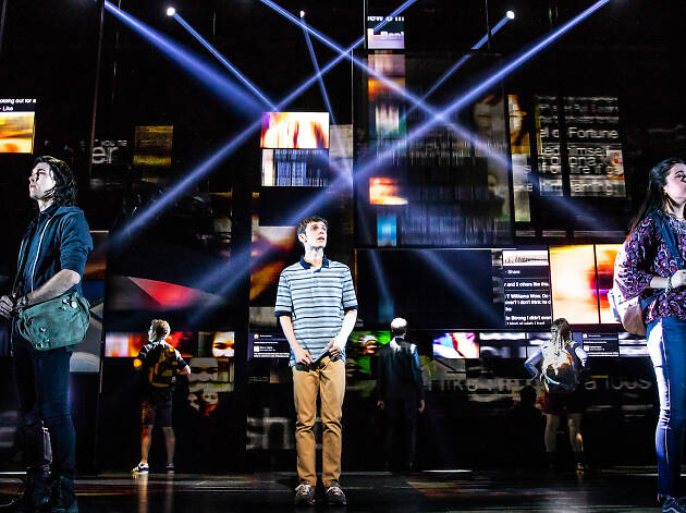 Dear Evan Hansen in San Francisco