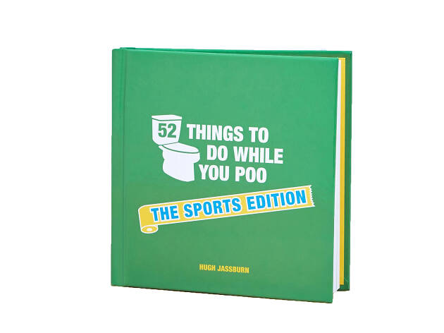 livro 52 Things To Do While You Poo