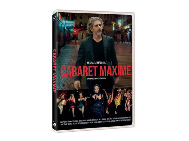 dvd cabaret maxime