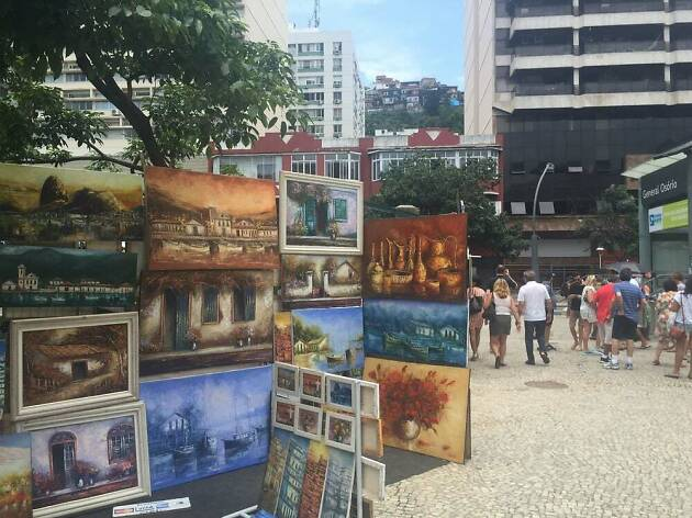 Hippie Fair Ipanema