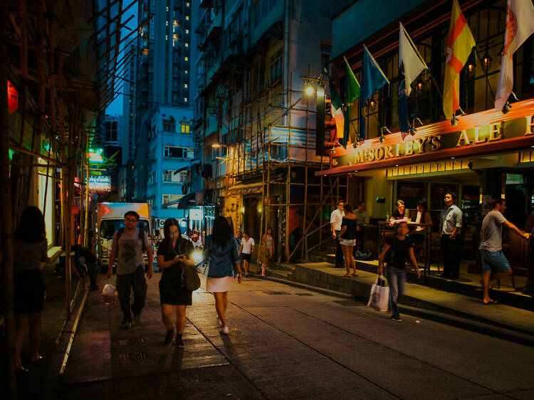 The best late night Hong Kong bars