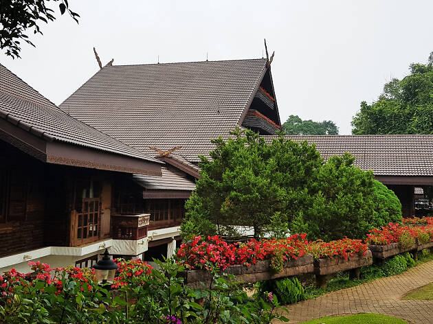Doi Tung: a mountainous land transformed with love and nurtured with faith
