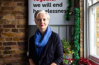 Lloyd Wylde, Crisis at Christmas volunteer