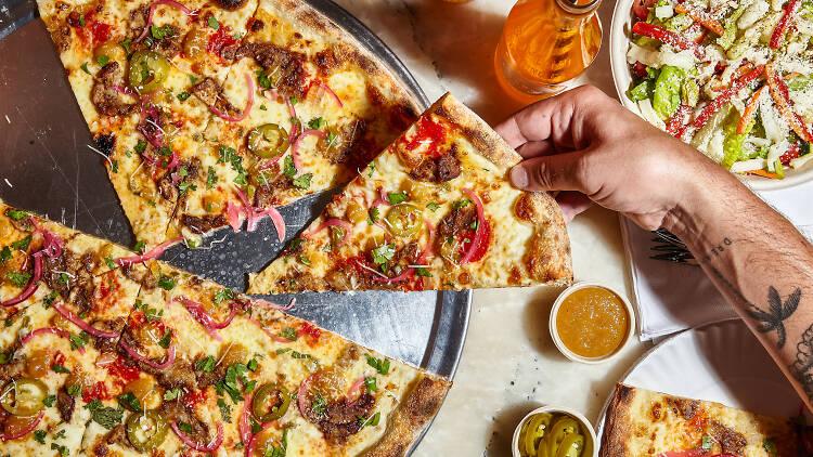 Sauce Pizzeria