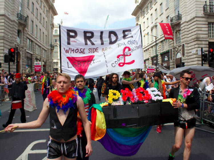 Dan Glass, Queer Tours of London founder