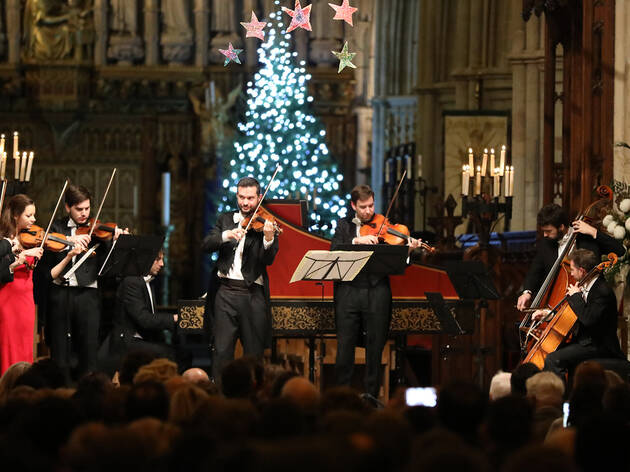 Up to 41% off Christmas Baroque by candlelight at Southwark Cathedral