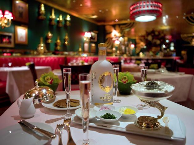 The Russian Tea Room Restaurants In Midtown West New York