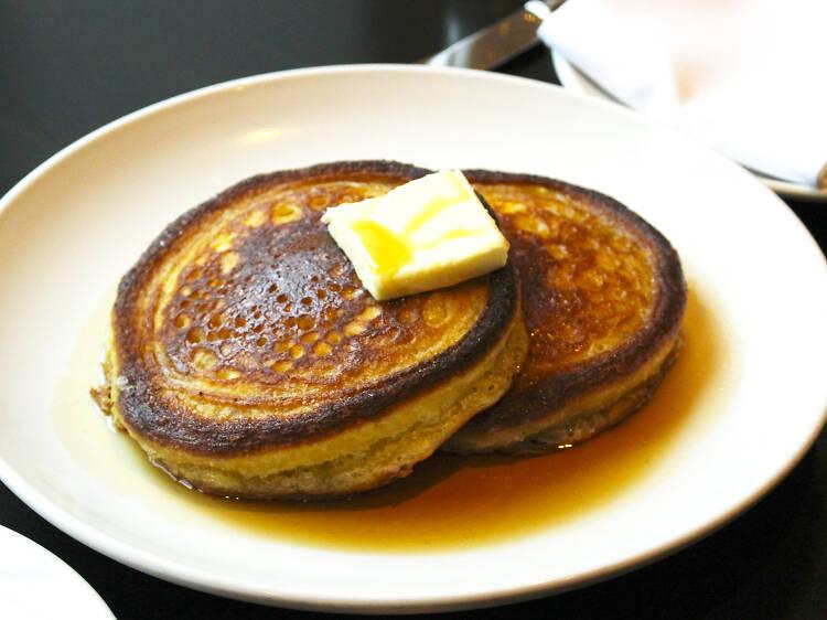 Pancakes at Chez Ma Tante