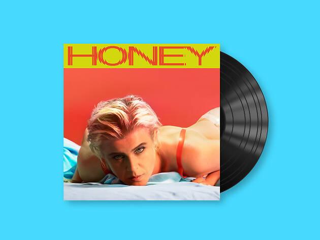 Honey, el nuevo disco de Robyn