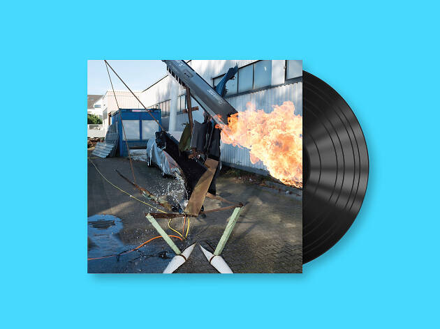 Konoyo, el nuevo disco de Tim Hecker