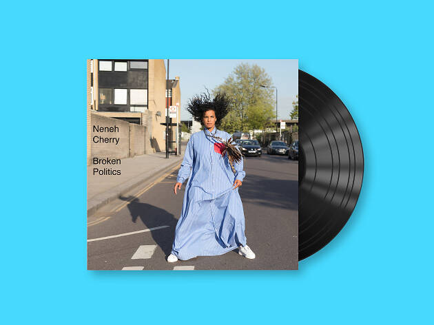 Broken Politics, el nuevo disco de Neneh Cherry