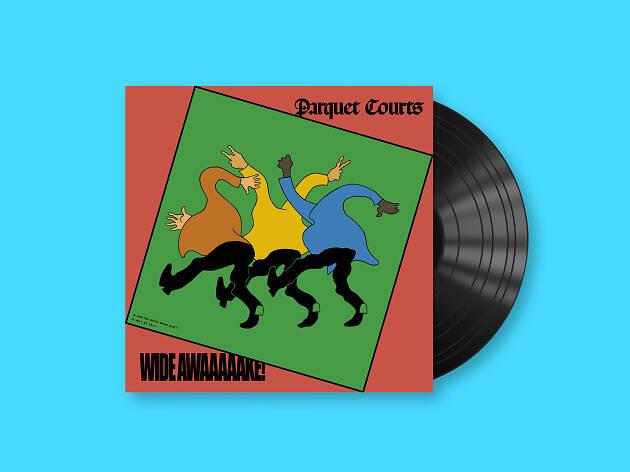Wide Awake!, el nuevo disco de Parquet Courts