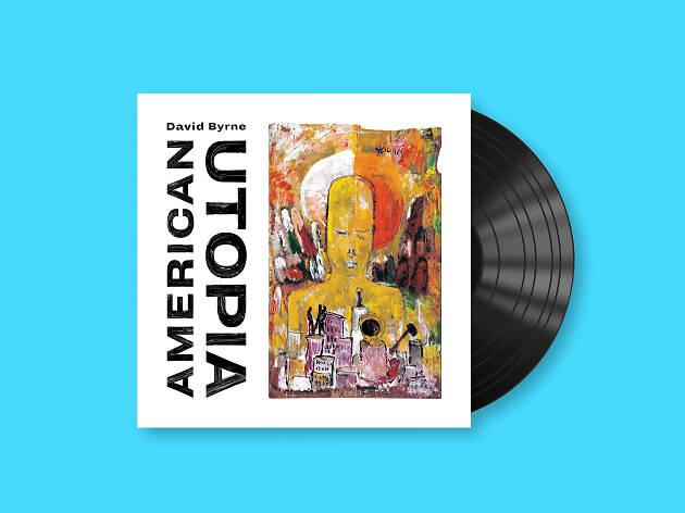 American Utopia, el nuevo disco de David Byrne