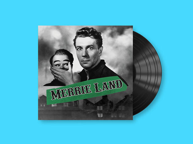 Merrie Land, el nuevo disco de The Good The Bad & The Queen