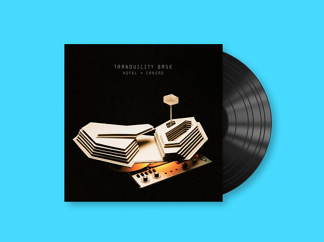 Tranquility Base Hotel & Casino, en nuevo disco Arctic Monkeys