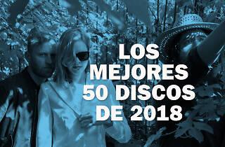 Lo 50 mejores discos de 2018