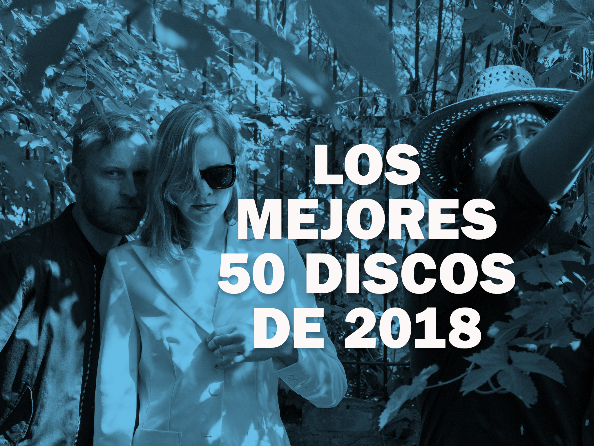 Los 50 mejores discos de 2018