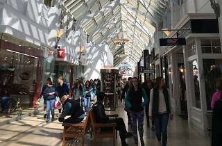 The Shops at the Prudential Center