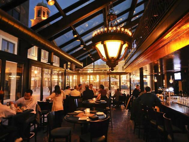 Anthem Kitchen & Bar   Restaurants in Quincy Market, Boston