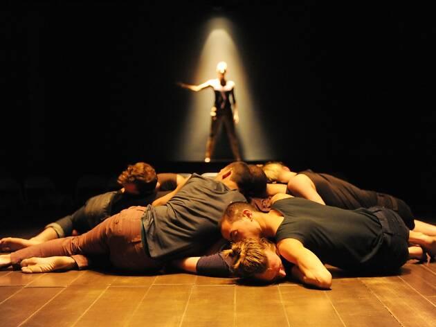 Batsheva Dance Company presents: The Hole By Ohad Naharin