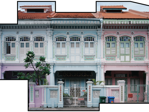 Explore creative spaces in Katong and Joo Chiat at MINI Extraoddinary