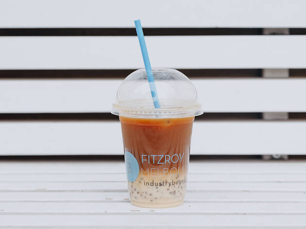 You can now get vegan bubble cup in Melbourne