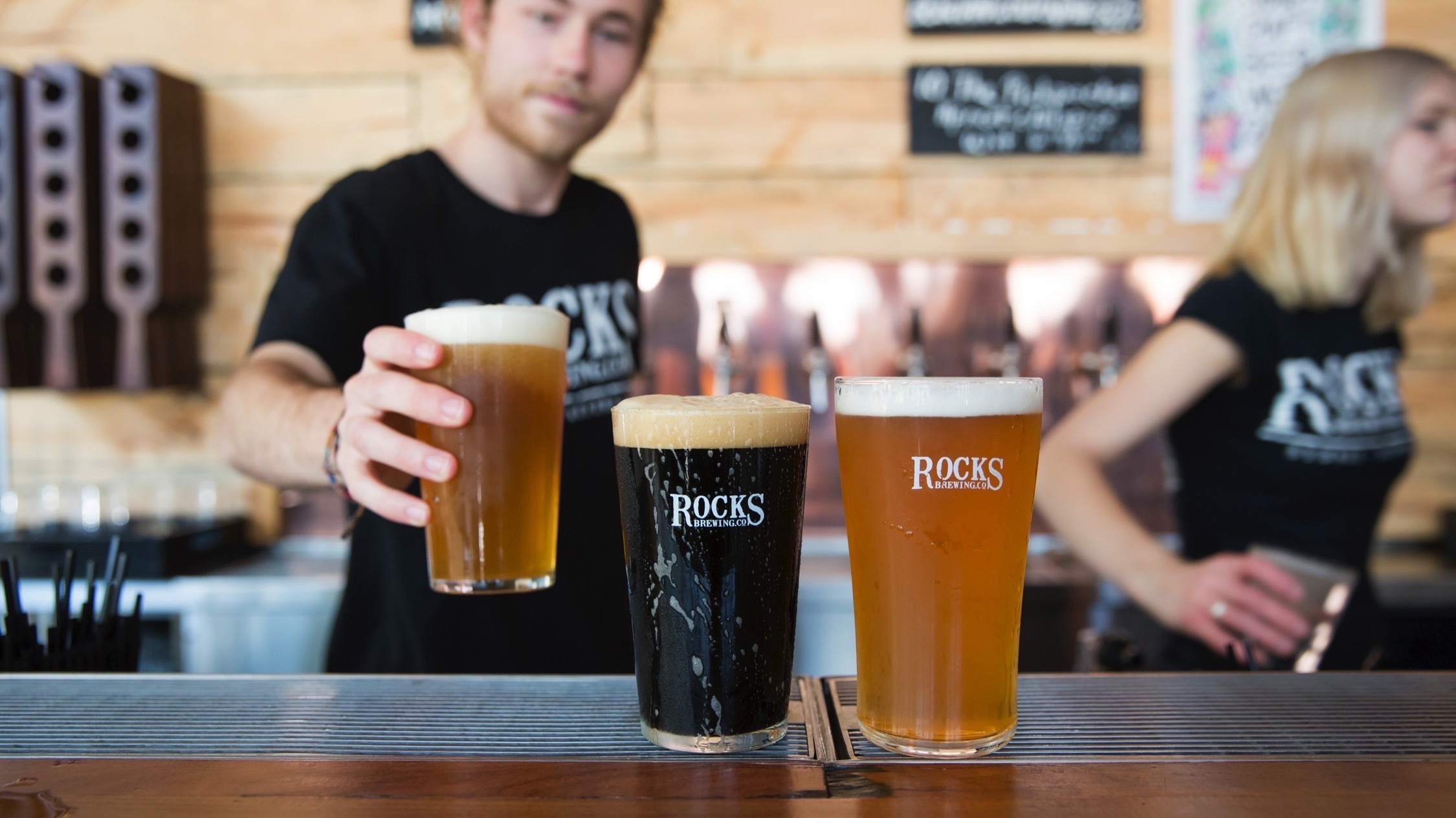 Rocks Brewing Co