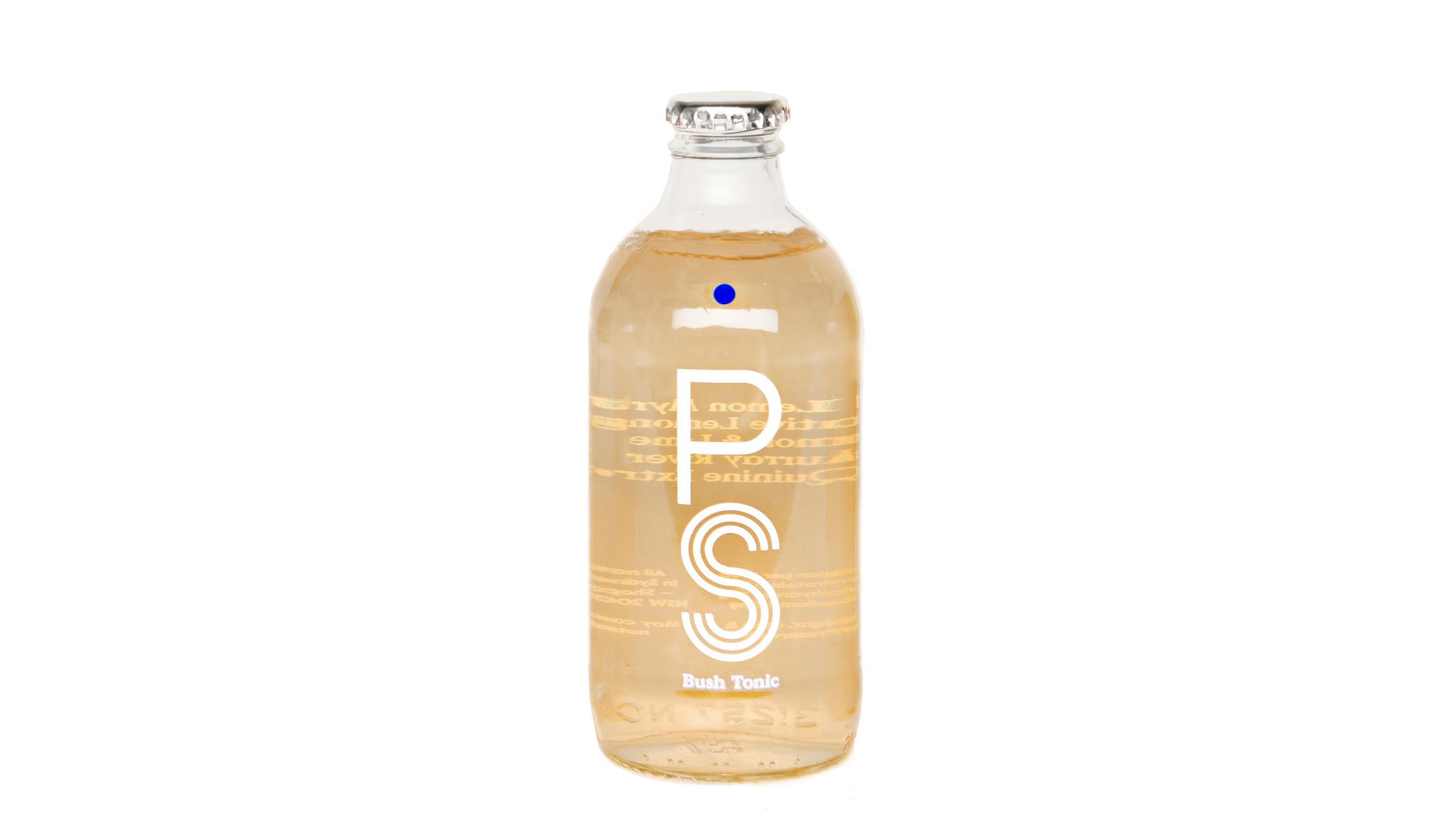 Ps40 soda Bush tonic flavour