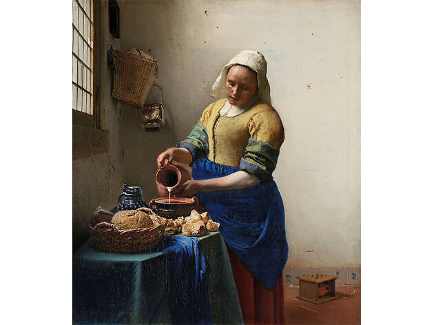 Making the Difference: Vermeer and Dutch Art