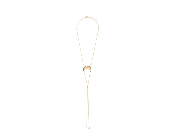 Z For Accessorize Rainbow Lariat