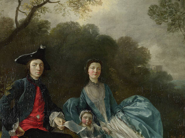 2-for-1 tickets to 'Gainsborough's Family Album' at National Portrait Gallery