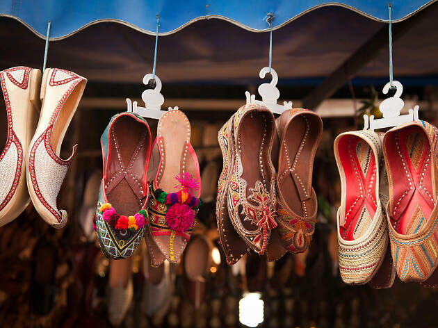Where to go shopping in Delhi