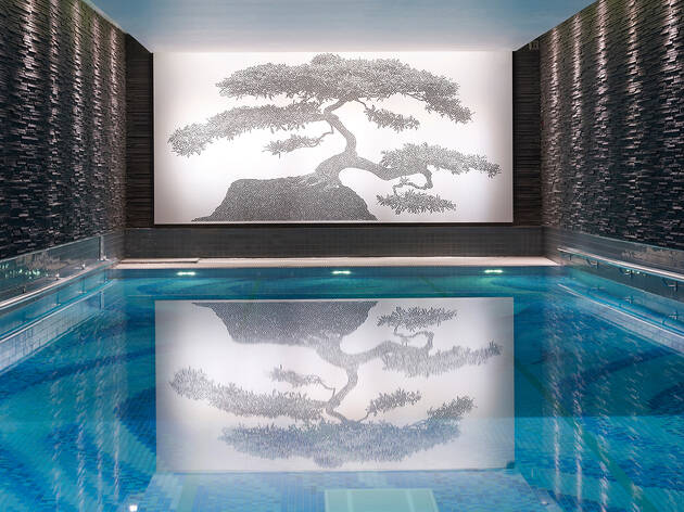 50% off a pamper day at Chuan Body and Soul at The Langham