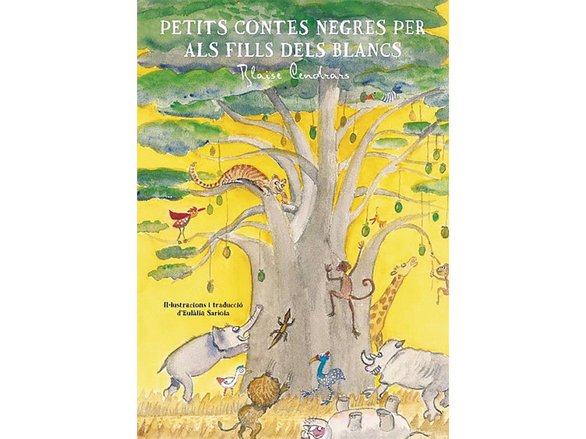 Petits contes negres per als fills dels blancs