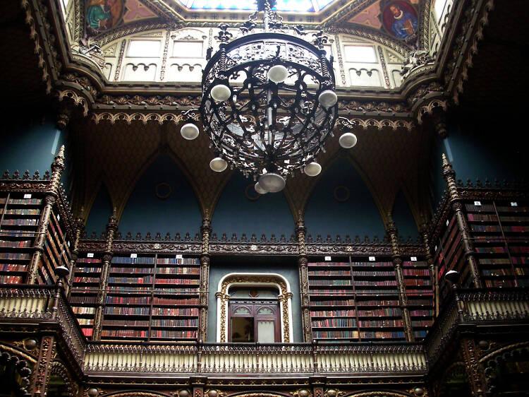 Real Gabinete Portugues de Leitura (Royal Portuguese Reading Room)