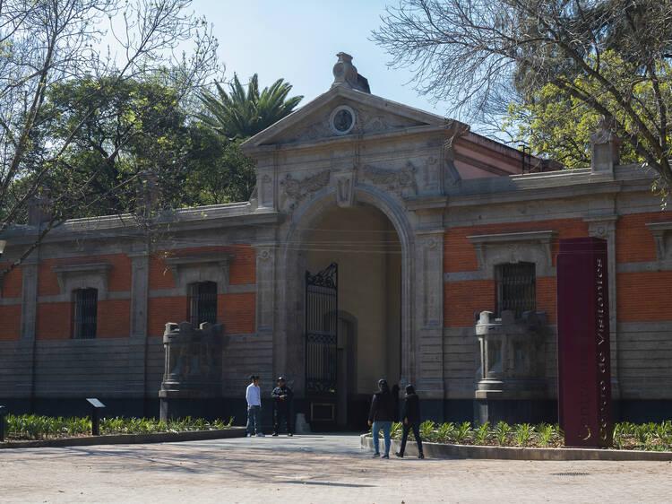 Museo de Sitio de Chapultepec