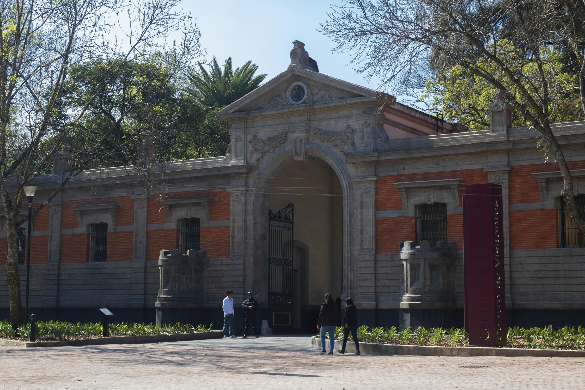 Visitamos el nuevo Museo de Sitio de Chapultepec