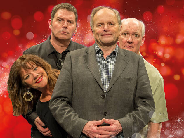 Up to 33% off 'Whose Line Is It Anyway?' at the Royal Albert Hall