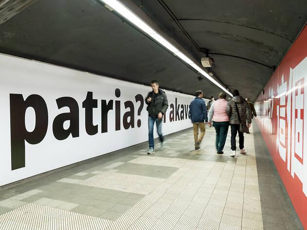 La intervención sobre refugiados que ha transformado el metro de BCN