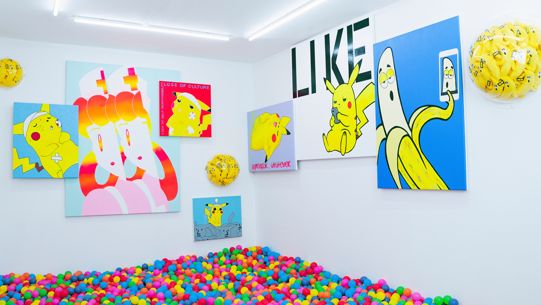 Michael Pybus: Soft Play