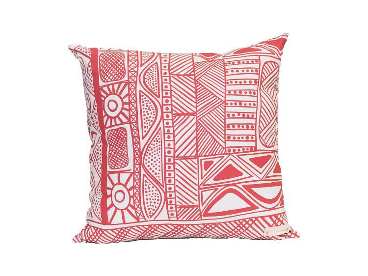 Jilamara x Koskela Cushion, $140