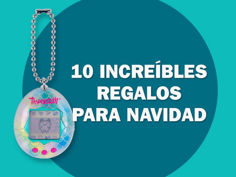 10 increíbles regalos para Navidad
