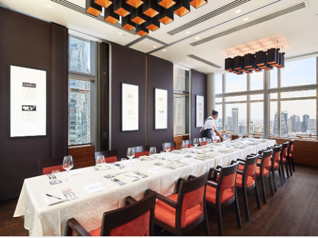 15 Best Restaurants With Private Dining Rooms In Singapore