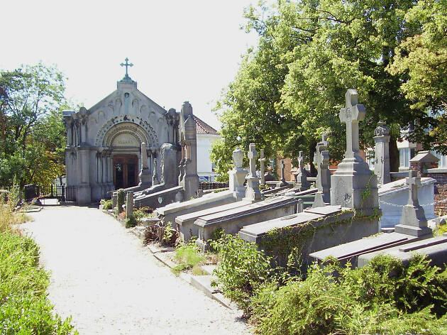 Dieweg Cemetery