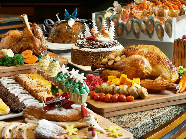 Super Temptations Christmas Buffet Restaurants In Kuala Lumpur Home Interior And Landscaping Ponolsignezvosmurscom