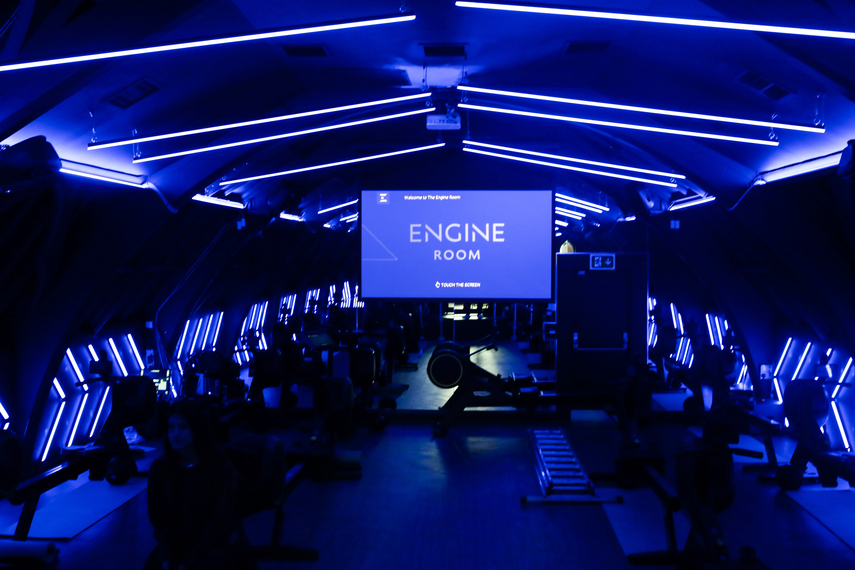 The Engine Room London