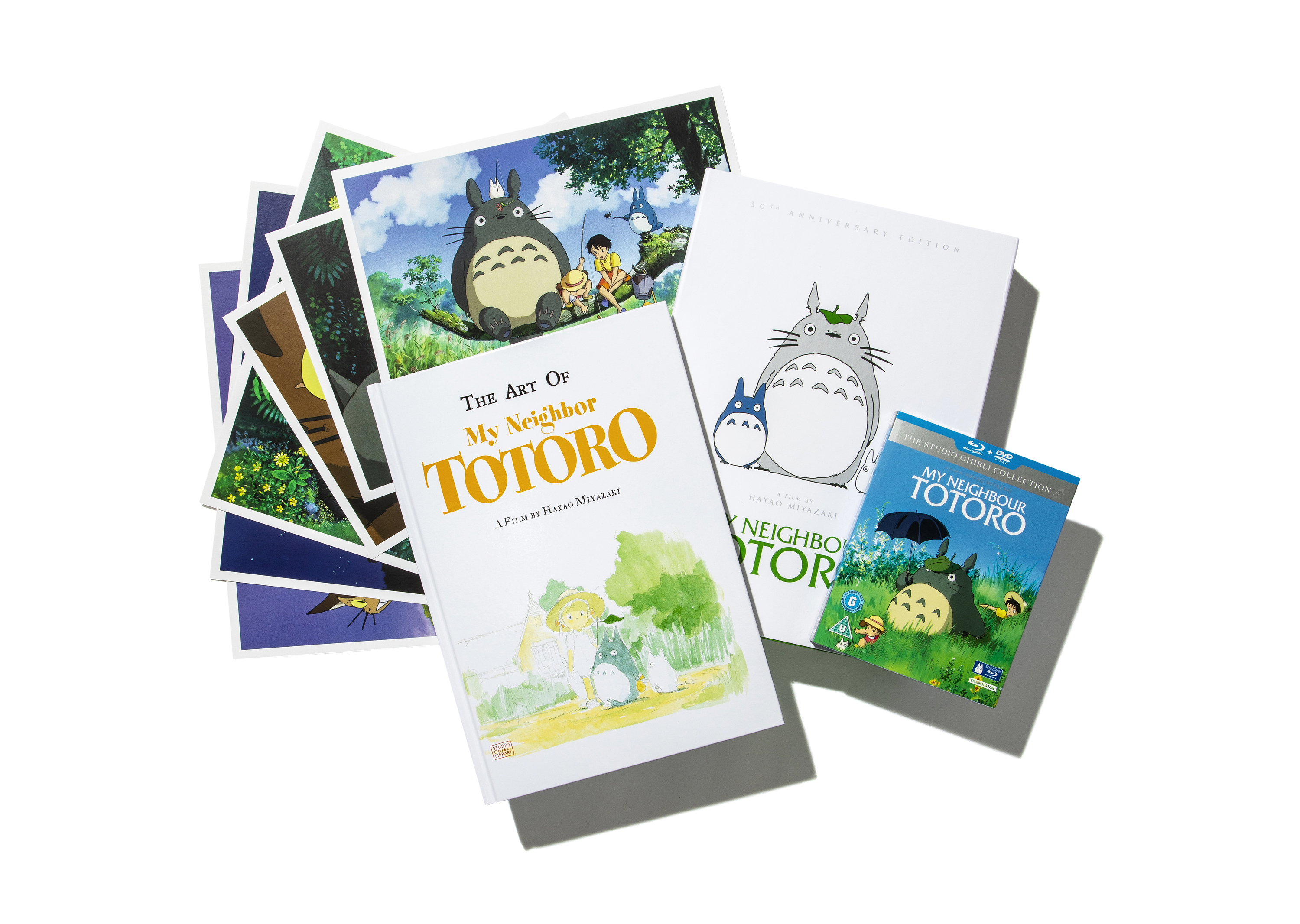 My Neighbour Totoro gift guide