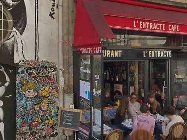 L'Entracte Cafe