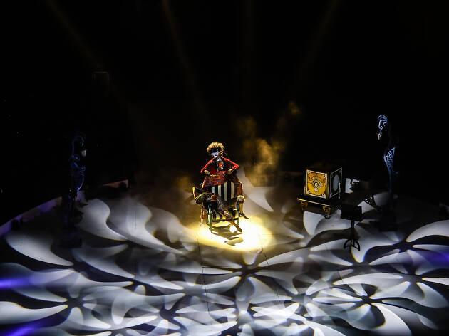 Circo de Natal do Coliseu do Porto