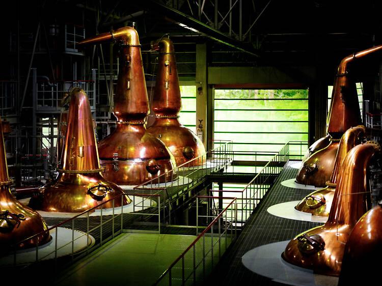日本ウイスキーの聖地を巡礼する。